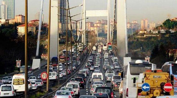 İstanbul'da Bu Yollar 3 Gün Kapalı!