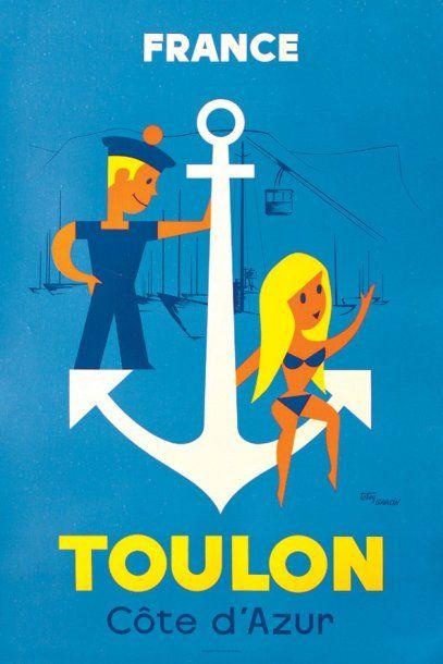 Toulon - Côte d'Azur - France -