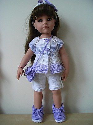 AMERICAN GIRL/GOTZ/DESIGNAFRIEND HAND KNITTED DOLLS CLOTHES | eBay