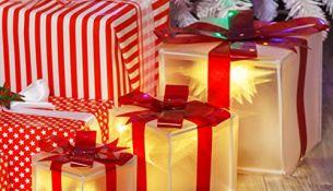 come incartare pacchi regalo