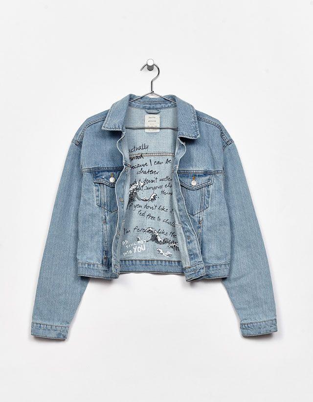 Denim Collection - CLOTHES - WOMAN - Bershka Spain