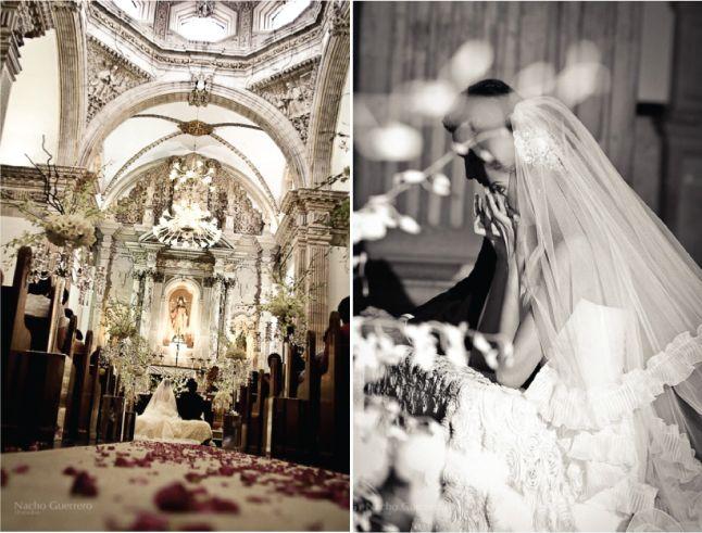 {Real Weddings} : Georgina + Arturo by Nacho Guerrero - Belle the Magazine . The Wedding Blog For The Sophisticated Bride