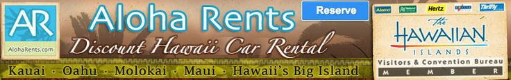 Aloha Rents-Cheap car rental http://www.aloharents.com/rates-current.htm