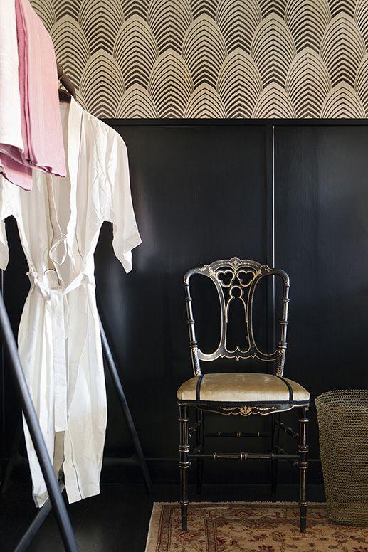 Greta Garbos badrum ligger vid Mälaren