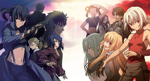 Canaan Anime