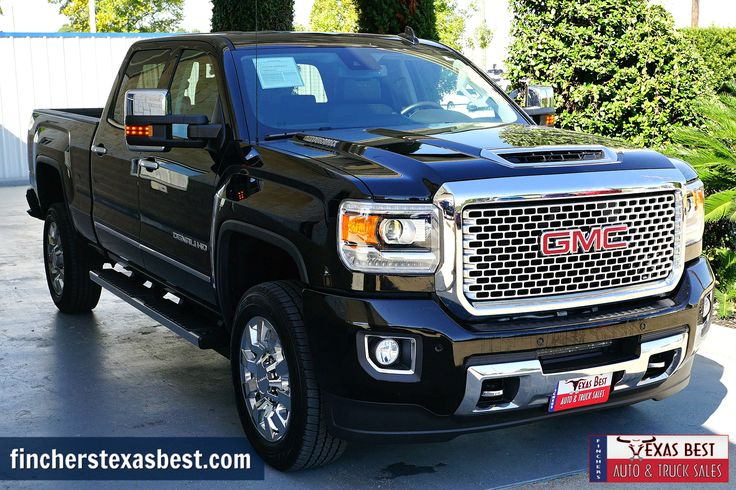 Let's go for a #testdrive!!! >>> 2017 #GMC #Sierra #2500HD #Denali - One Owner.....Free CarFax.....50+ Lenders - CALL (832) 559-6700!!! *ASK FOR MIKE PAVONE fincherstexasbest.com #trucksforsale #newinventorydaily