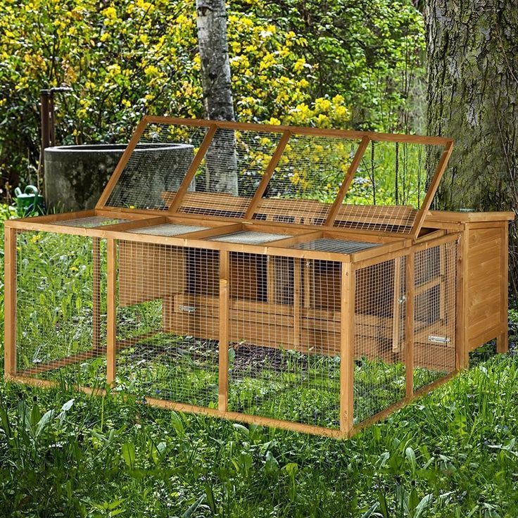 The 5ft Chartwell Single Luxury Rabbit Hutch. It's a spacious, deluxe hutch which is ideally suited to one rabbit or two Guinea Pigs. Manufactured in the UK using 14mm Scandinavian timber, the Chartwell Single Hutch features a cosy arched divided bedding area, a central wire panel to hang a water bottle and a removable kick-board for easy cleaning and safe petting. | eBay! #rabbithutch
