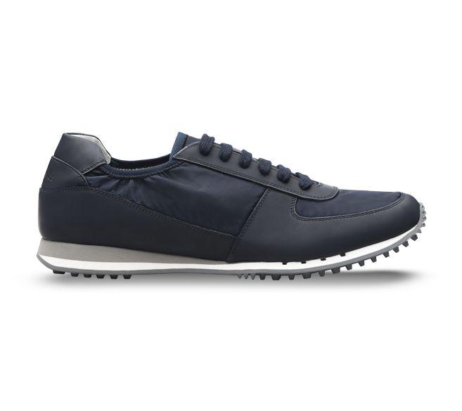 sneakers vitello rubber+nylon