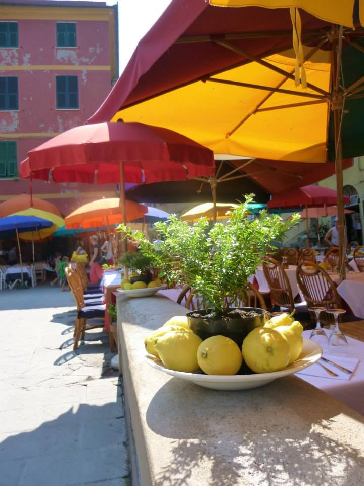 Tabletop with rosemary and lemons. www.SimpleTravelDeals.com