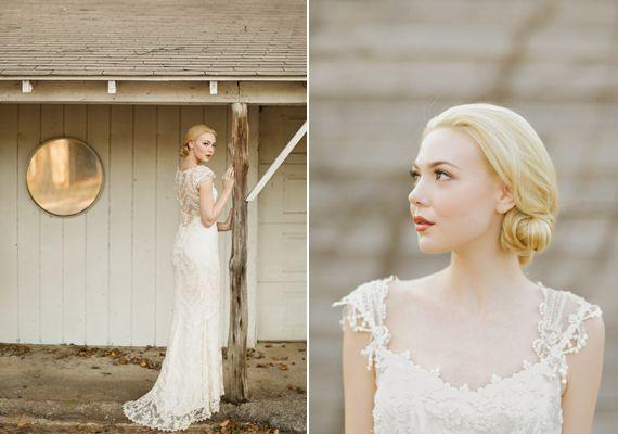 Wedding Dress Ideas: 133 Best Images About SIMPLE WEDDING IDEAS On Pinterest