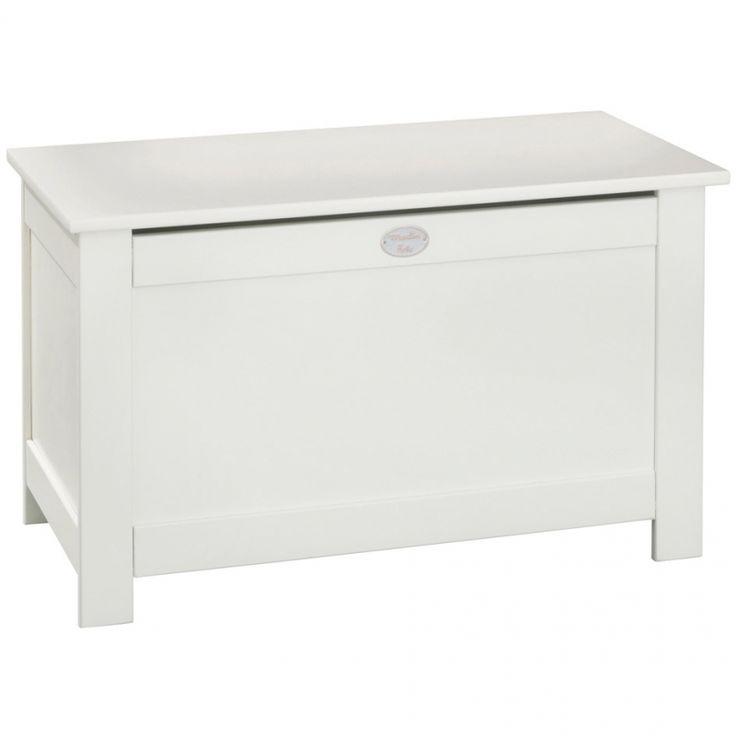 17 meilleures id es propos de coffre a jouet blanc sur. Black Bedroom Furniture Sets. Home Design Ideas