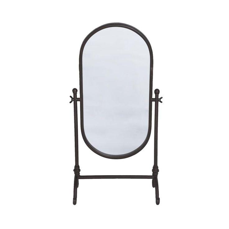 Espelho Gales Natural – Casaquetem Artigos de Decoração Ltda