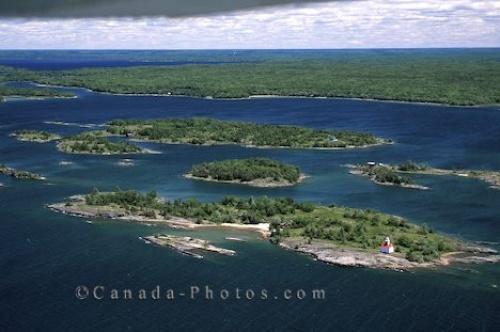 30,000 Islands, Parry Sound, Ontario, Canada