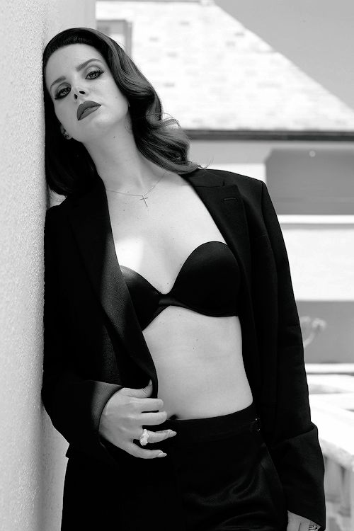 You ask me Where I've been, I've been everywhere... Lana Del Rey by Francesco Carrozzini for L'Uomo Vogue, 2014
