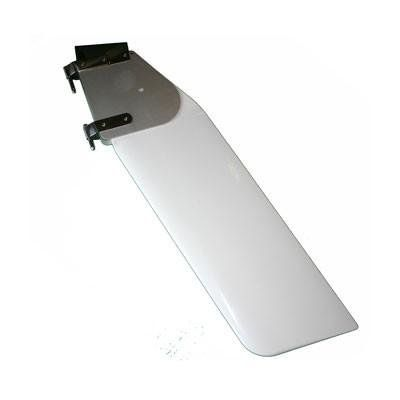 Laser Dinghy Centerboard and Rudder  #LaserSailingTips