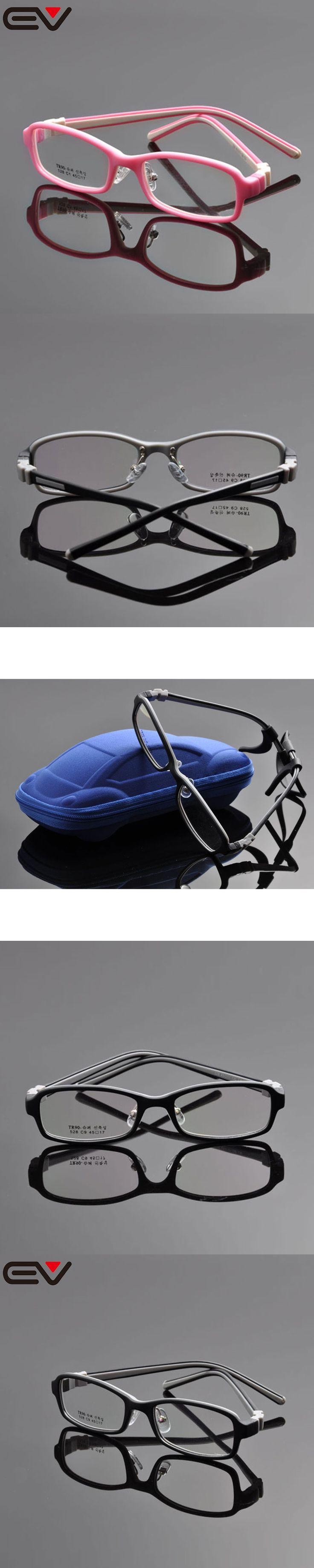 Kids TR90 glasses frame lentes opticos optical glasses clear lens glasses high prescription glasses spectacle frame  EV1073
