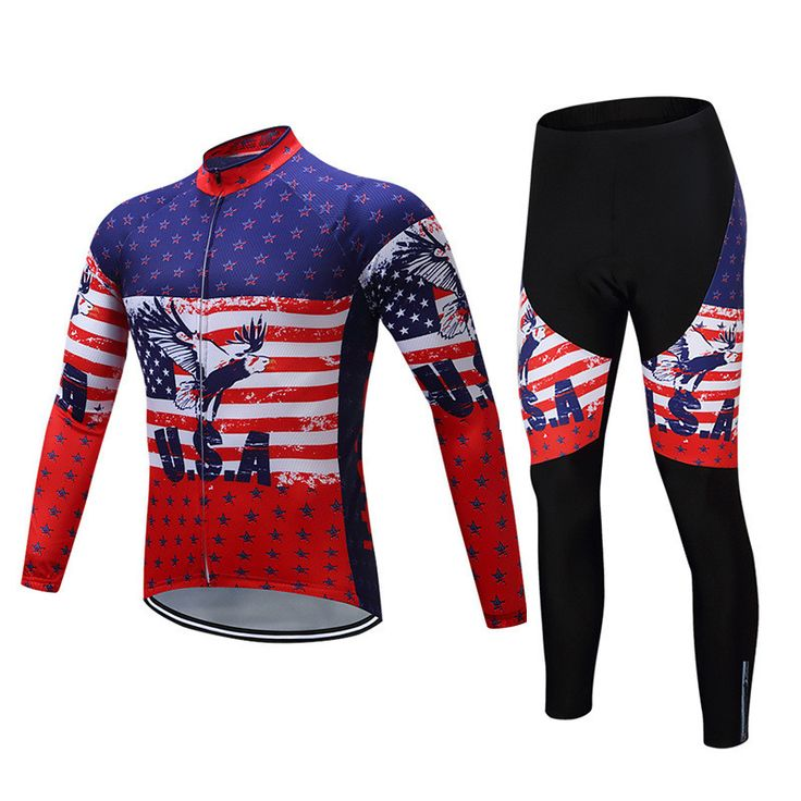 cycling shirt 17 US Cycling Sets Cycling clothes set cycliste femme jersey long sleeves Bike sets bicycle tenue long clothing #Affiliate