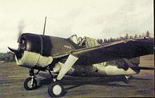 Brewster F2A Buffalo - Wikipedia, the free encyclopedia