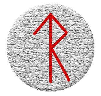 """Руны Одина приносящие успех  Райдо - движение (""""поможет оказаться в нужном месте в нужное время""""; расширит границы сознания)  связана с импульсом энергии заставляющей двигаться. Сила намерения,  строит планы. Мантра руны - Рэй. Тейваз - справедливость (работать методичнее; укрепит веру в собственные силы). Руна Тейваз придаёт уверенности в себе, но необходима точная постановка цели."""