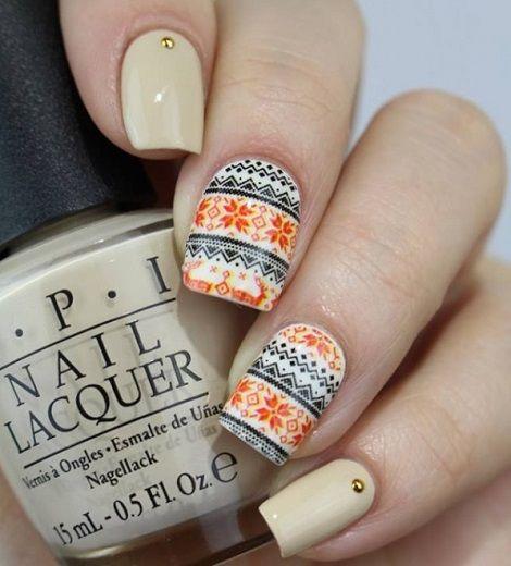 Осенний дизайн ногтей 2015 « Маникюр и педикюр « новости ≈ NОГТИКИ.com | всё о ногтях и для ногтей