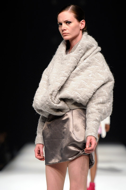 Show of the Antwerp Fashion Academy, Master class