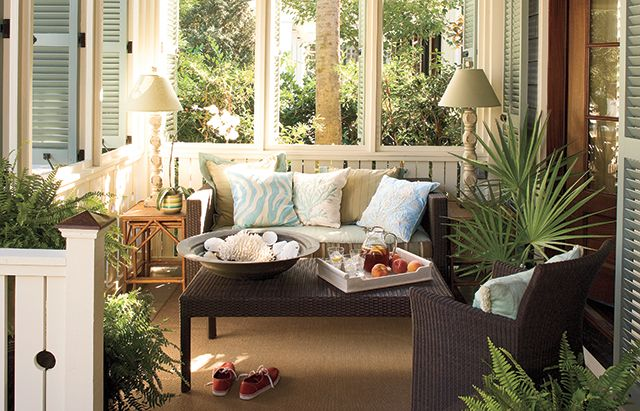 great porch aiken street house plan 1807 screens porches sunrooms