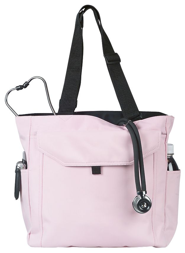 Microfiber Tote | Totes & Bags | Medical Accessories & Gifts | www.LydiasUniforms.com