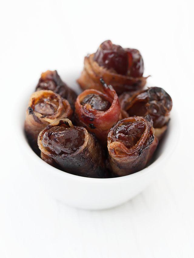 Datteln im Speckmantel Tapas-Rezept I Mediterran Kochen - Foodblog