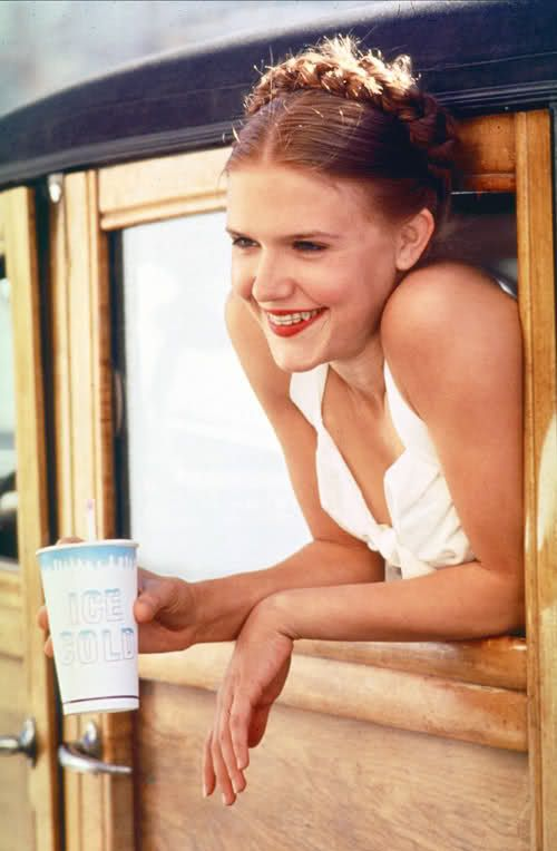 LOLITA 1997 milkmaid braid
