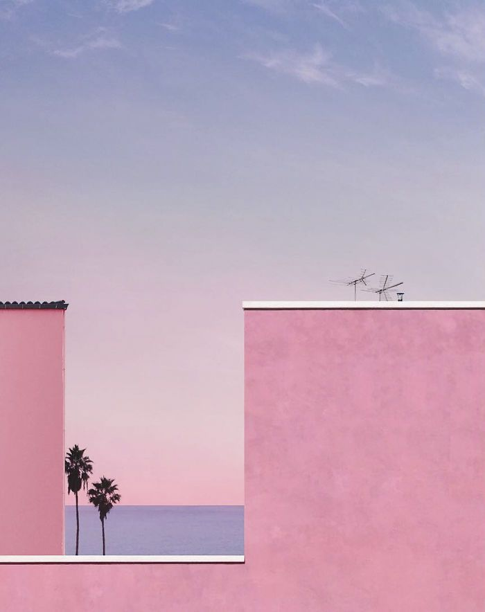 I Immortalized My Summer Memories In Dreamlike Minimalist Pictures