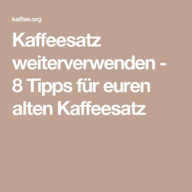 Kaffeesatz Peeling más de 25 ideas increíbles sobre kaffeesatz en kaffee