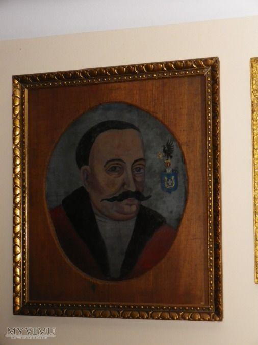 h.Jastrzębiec-portret... w Muzeum SzlacheckieOstatki w MyViMu.com