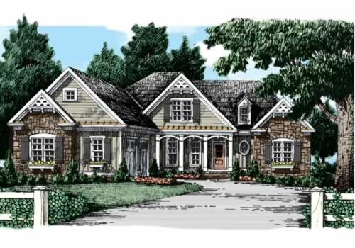 Berkeley heights home plans and house plans by frank for Frank betz