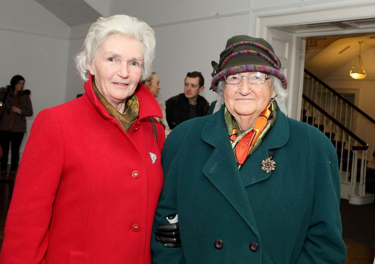 Margaret Walsh and Kitty Mulcahy who attended the opening of First View at Garter Lane Arts Centre. -www.noelbrownephotographer.com