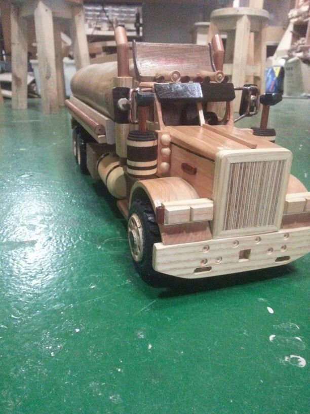 1371 best images about things to make on pinterest semi for Wood floor for 379 peterbilt