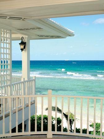 A perfect porch!