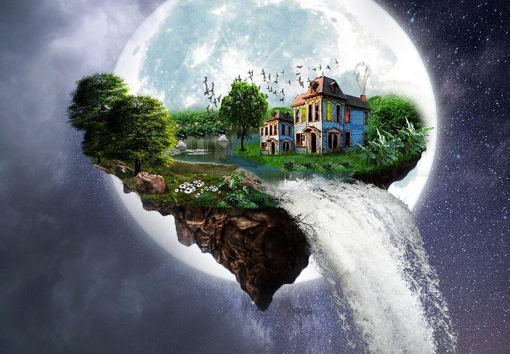 Otthonunknak ugyanúgy van egy aurája, egy szemmel nem látható energetikai