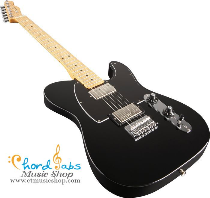 Fender Blacktop Telecaster HH (Maple Fingerboard) My next