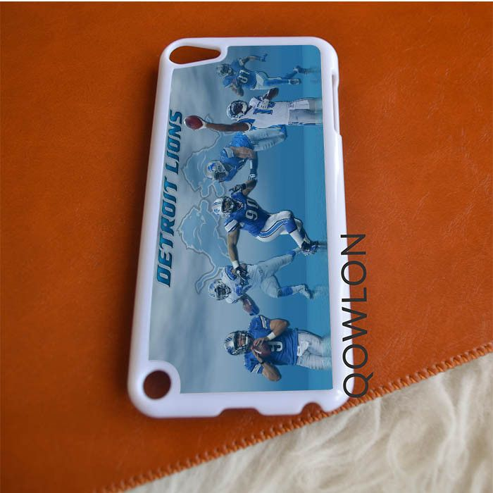 Detroit Lions Players iPod Touch 5 | 5TH GEN Case