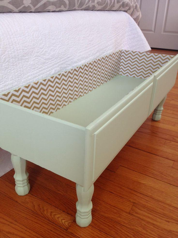 Best Two It Yourself Dresser Drawer To Storage Box Easy Diy 400 x 300