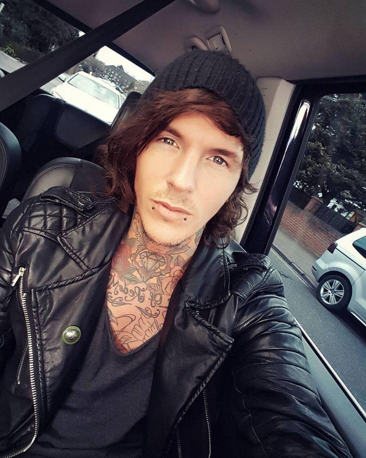 """Steven """"Sketch"""" Porter Tattoo fixers, Sketches, Male profile"""