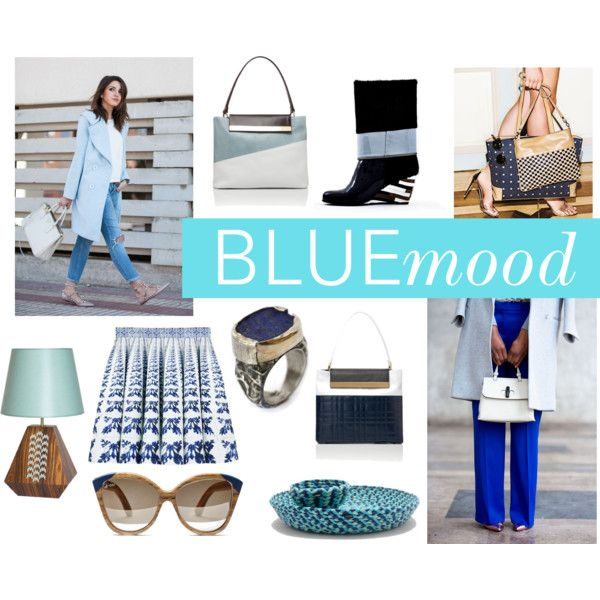 Blue mood by Styling Stories by stylingstories on Polyvore featuring MARBELLA and Rituals
