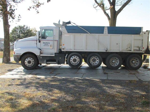 For Sale 1999 Kenworth T600 For Sale In Greenbrier Arkansas 72058 Webstore Kenworth Rebuilt Transmission Trucks