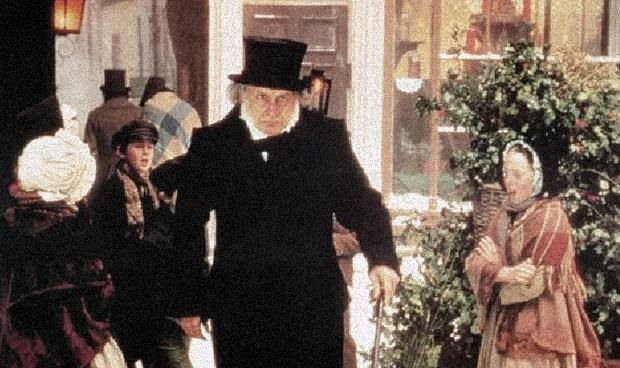 an analysis of george c scotts movie christmas carol Home / christmas movie reviews / a christmas carol  (tv) -george c scott as scrooge a christmas carol  and more critical analysis of this classic christmas .