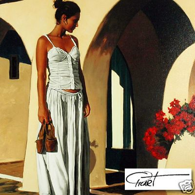 Gabriel Picart Minoran Walk Mixed Media Canvas 87/195