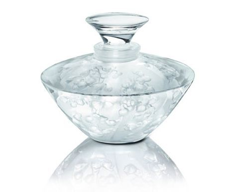*Lalique ~Fleur de Cristal - Heart of Glass