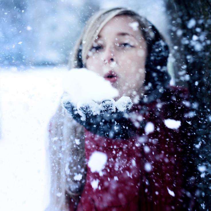 the Vanda´s diary: Snow in Bratislava