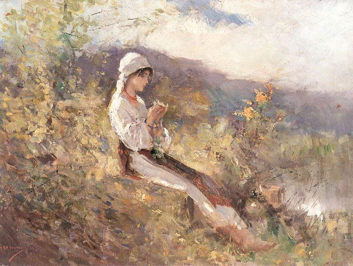Taranca stand in iarba