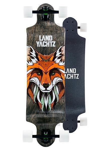 Landyachtz Switch 35 Complete Longboard 2015