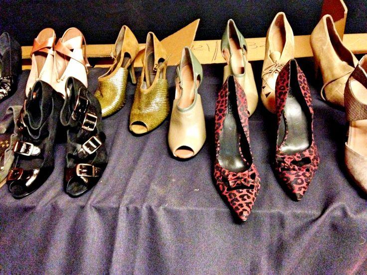 Hoss Intropia shoes via www.elnotable.com